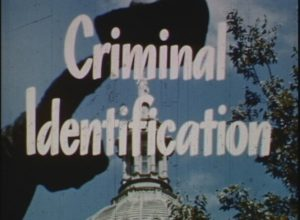Criminal Identification (1951)