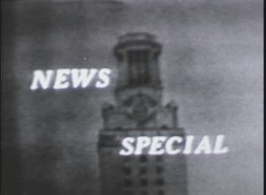 UT Tower Shooting KTBC News Special (1966)