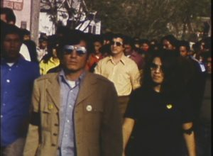 MAYO March for Alfonso Flores (1971)
