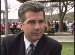 Interview with John Walsh of <i>America's Most Wanted</i> (1992)