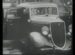 Bonnie and Clyde Death Scene (1934)