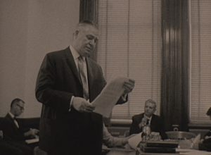 Melvin Lane Powers Extradition Hearing (1964)