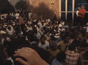 Protest March and Sit-in (1967)