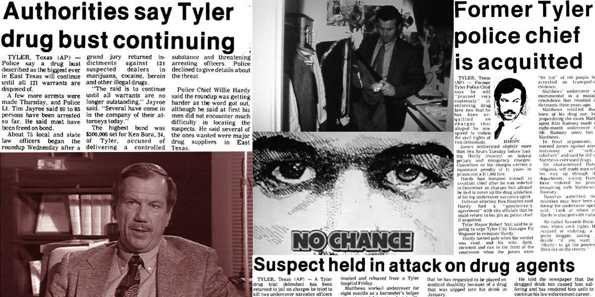 Tyler Drug Scandal   True Crime Tales
